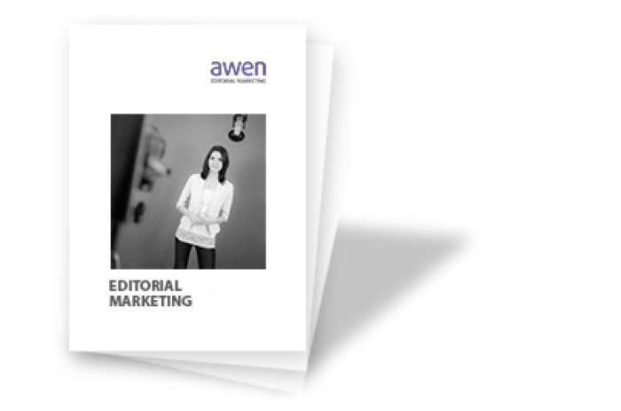 Thema: editorial marketing und redaktionelles marketing